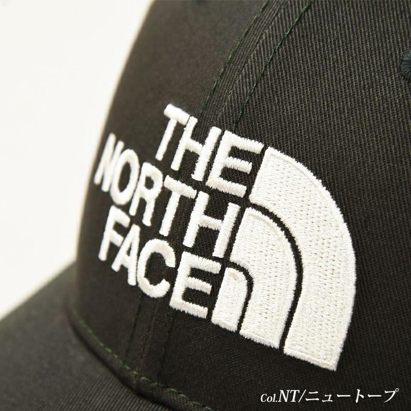 ノースフェイス THE NORTH FACE TNFロゴキャップ カーブキャップ